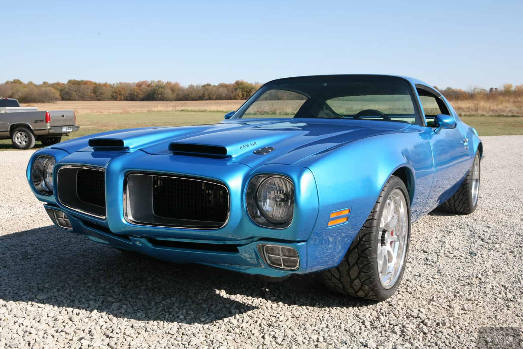 1970 Pontiac Firebird Related Infomation Specifications