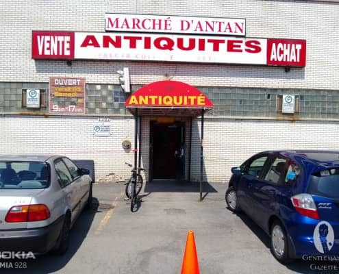 Antique Market D'Antan