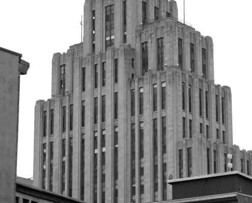 Art Deco architecture in Montreal