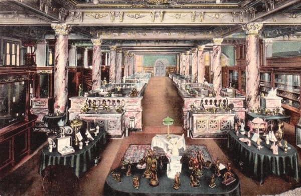Birks store Montreal 1879