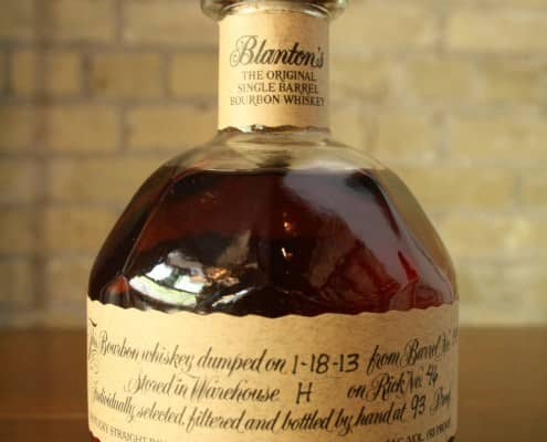 Blanton's Bourbon Whiskey