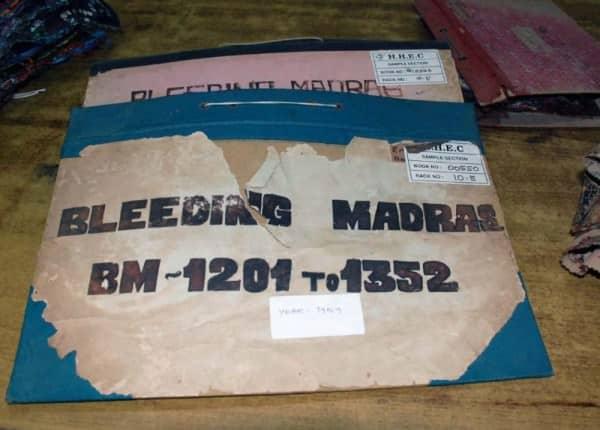 Bleeding Madras