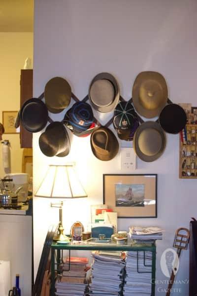 Caps, Safari Hat & Grey Bowler Hat