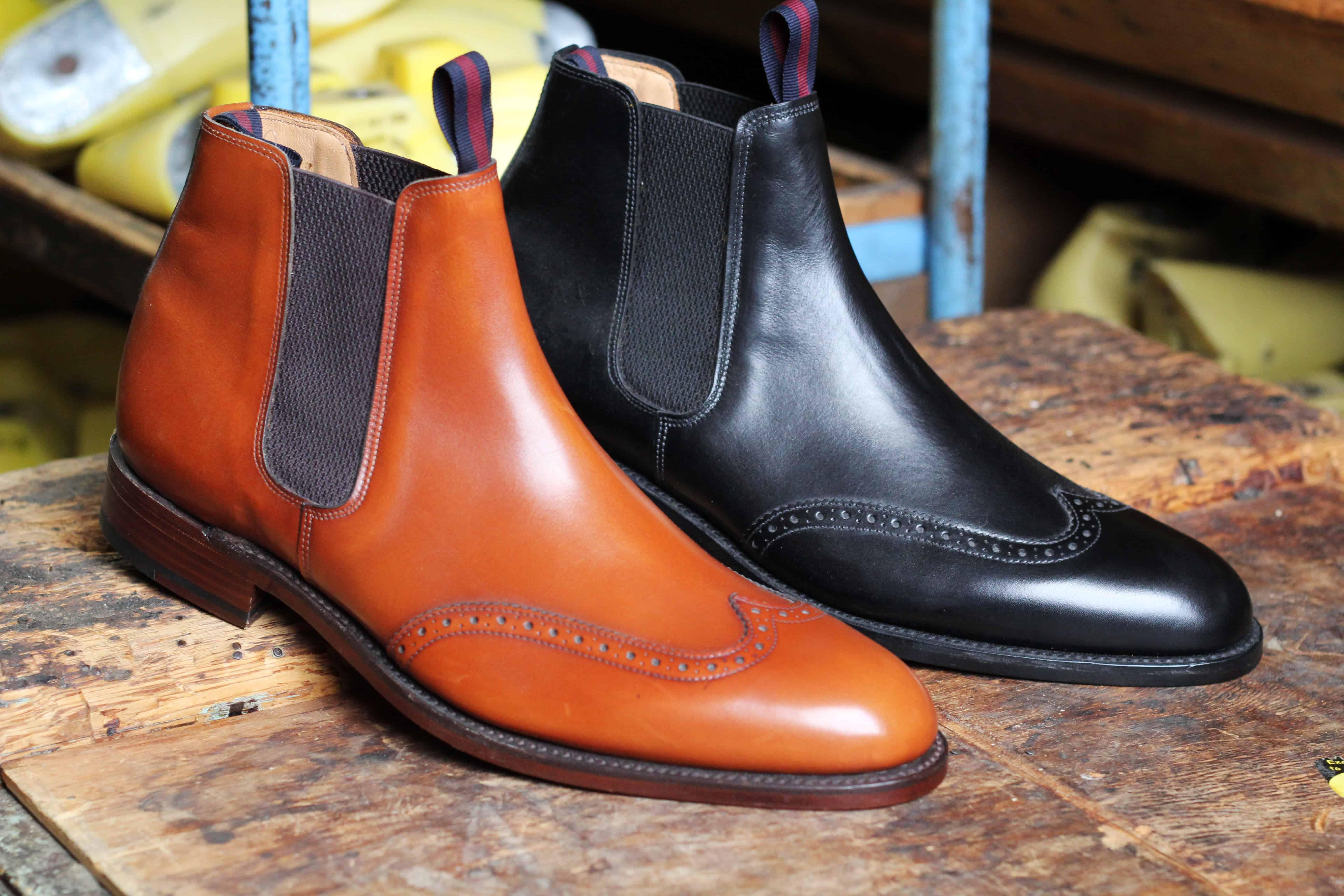 sanders shoes guide factory tour gentleman s gazette
