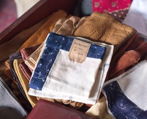 Gloves & pocket squares