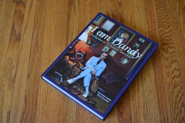 I am Dandy Coffee Table Book