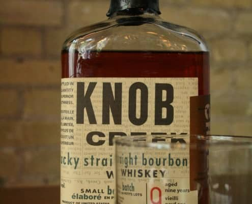 Knob Creek Small Batch Whiskey