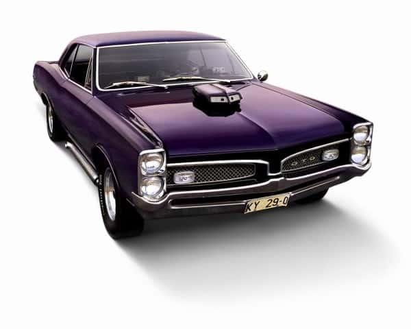 Pontiac Tempest GTO
