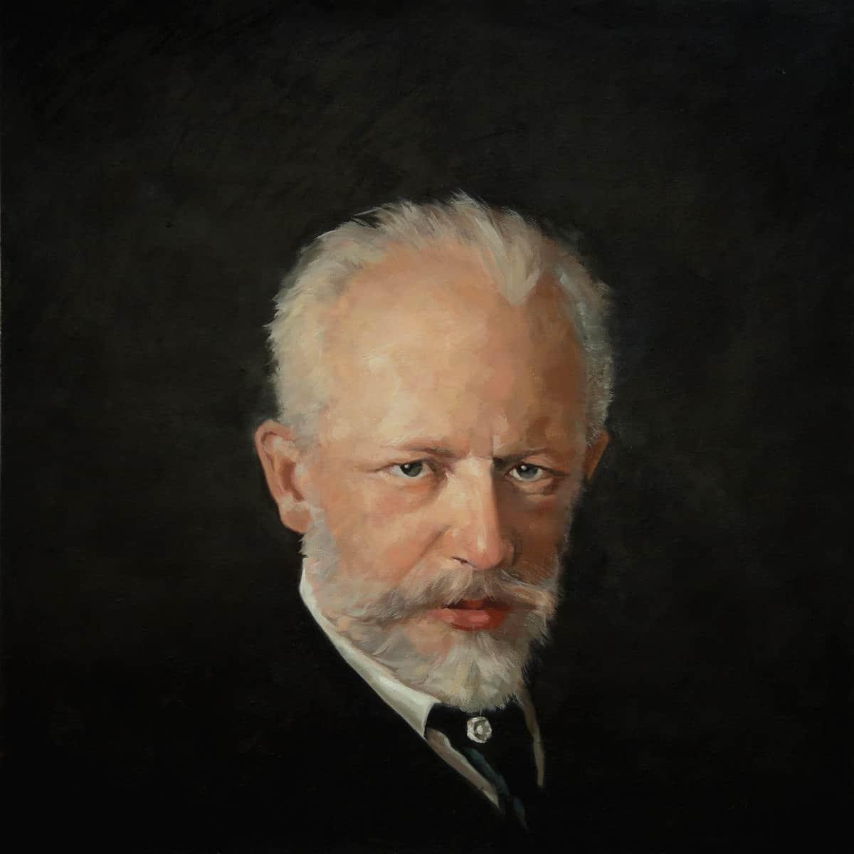 Pyotr Ilyich Tchaikovsky P. Tchaikovsky - Evgeni Svetlanov - Suite From The Ballet