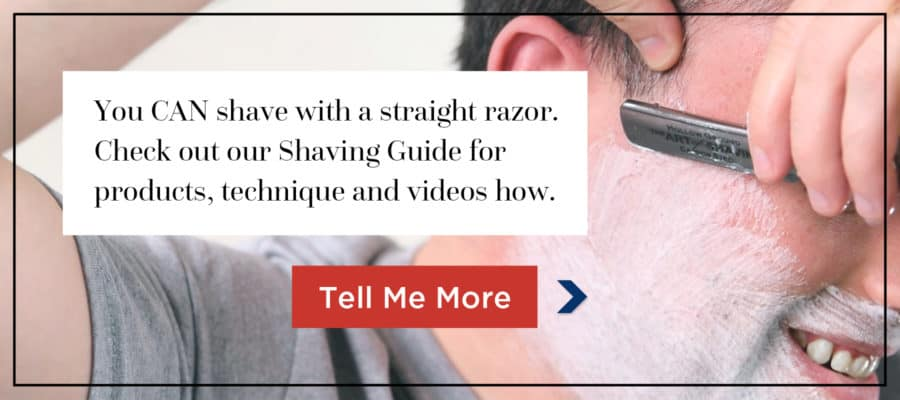 The Gentleman's Gazette Shaving Guide