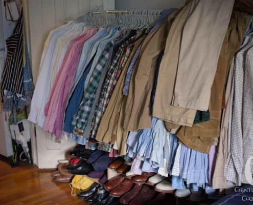 Shirts & shoes