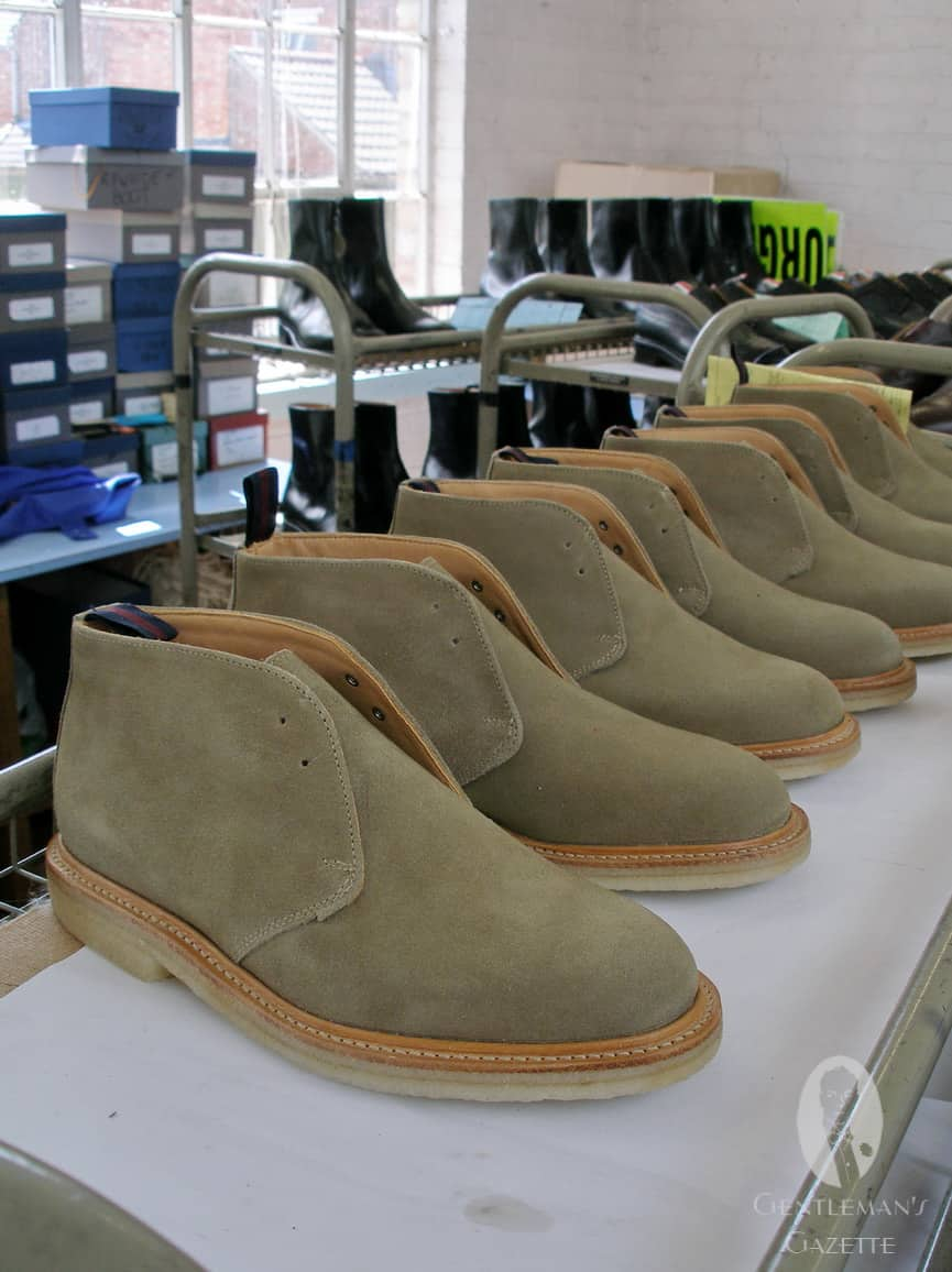 Chukka Boots Guide — Gentleman's Gazette