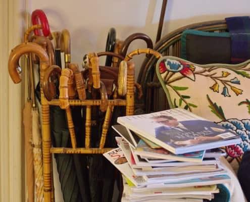 Umbrella & Canes