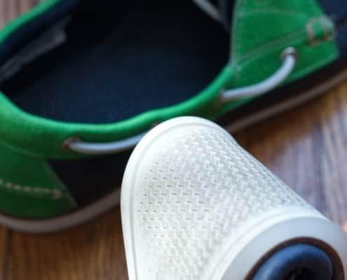 Boat shoe sole
