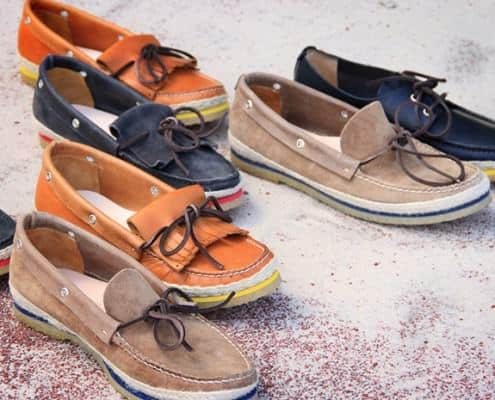 Buttero Boat Shoes