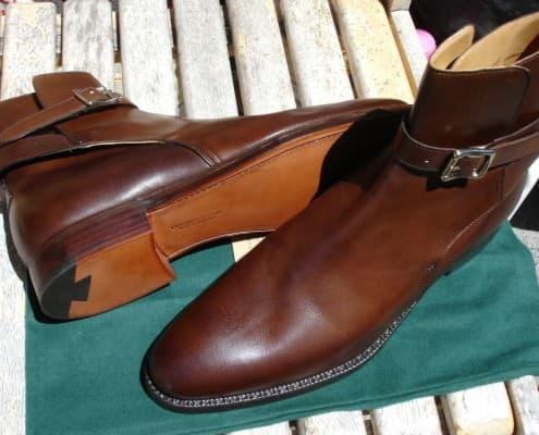 Crockett Jones Pottemore Jodhpur boot