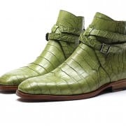 Fancy pair of Jodhpur in croc by Zonkey Boot