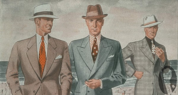 Men s Summer Fashion   How to Dress in the Thirties   Forties ... 18a3c463e2a