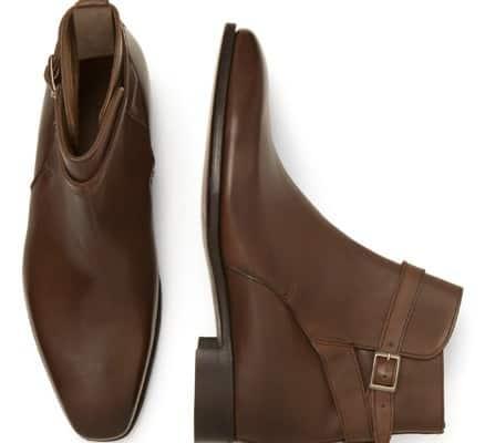 Paul Stuart Jodhpur Boots
