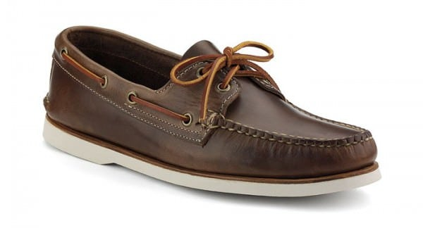 Sperry Top-Sider, made in Maine