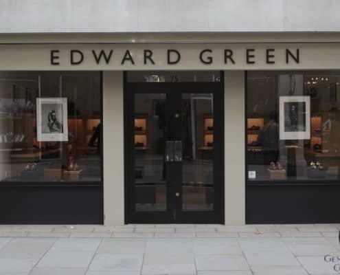 The Jermyn Street shopfront