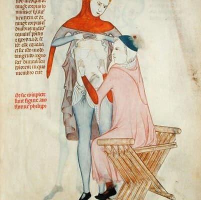Undershirt around 1345