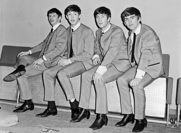 Beatles in Chelsea Boots