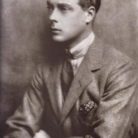 Duke of Windsor in Tweed