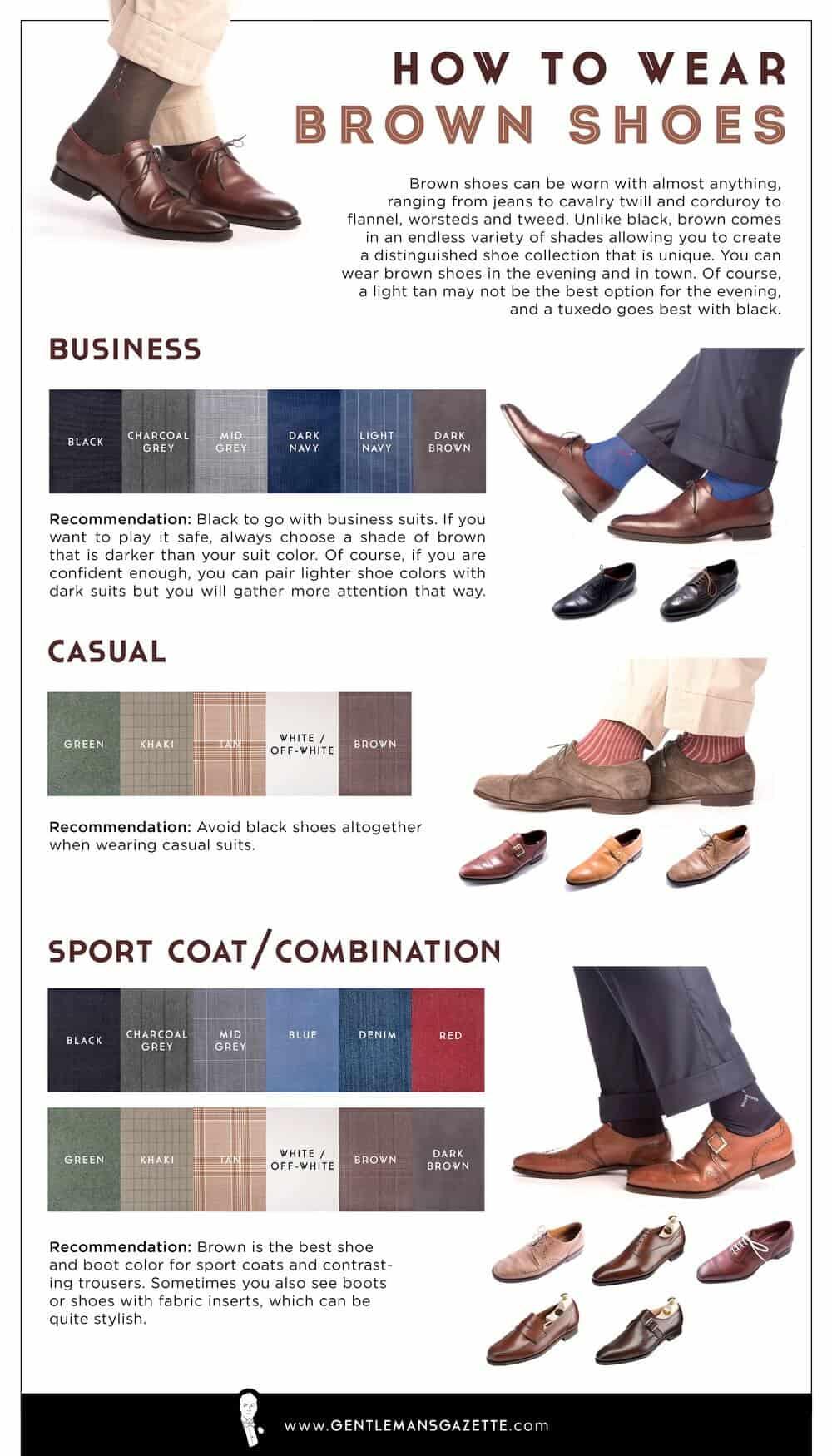 Ecco Color Shoes Marrón Llevar Zapatos t4wU4qv