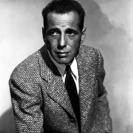 Humprhey Bogart in Tweed