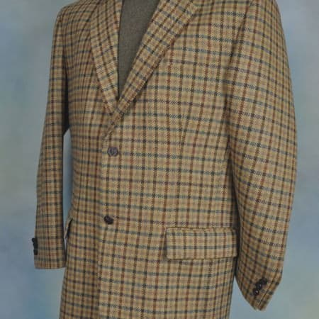 Iverness Estate Tweed Jacket