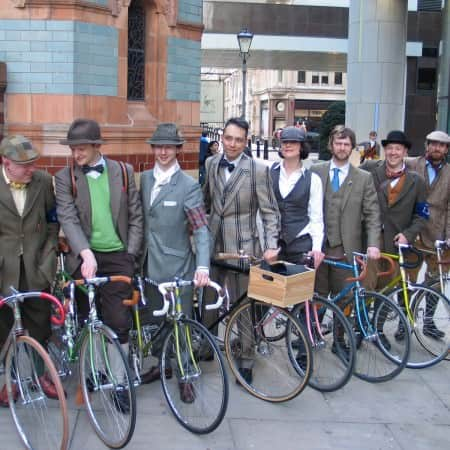 Modern Day Tweed Run