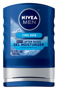 Nivea Cool Kick 2-in-1 Aftershave