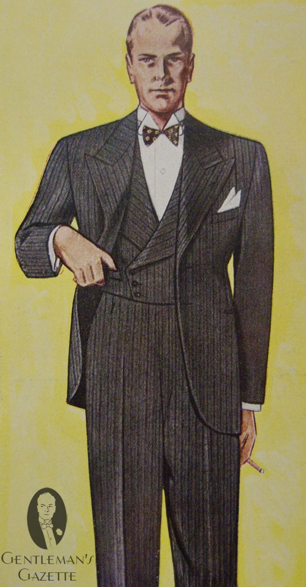 1930 Fashion Styles & Men's Suit Silhouettes — Gentleman's Gazette
