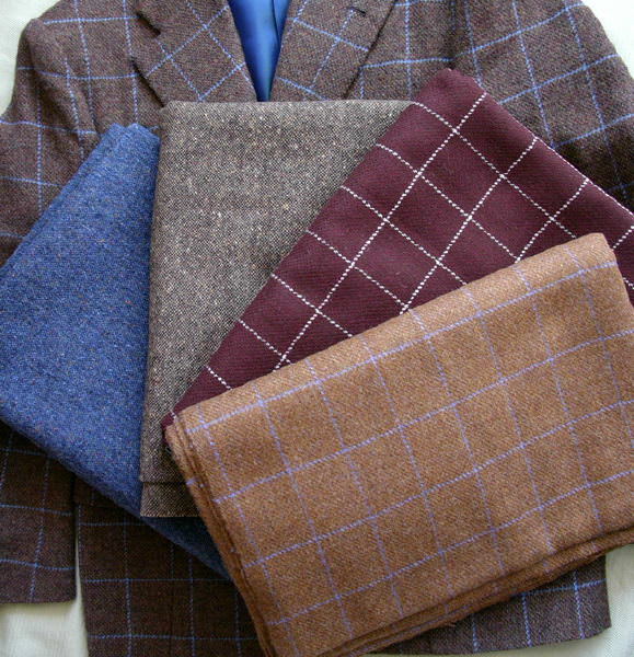 Types of Tweed