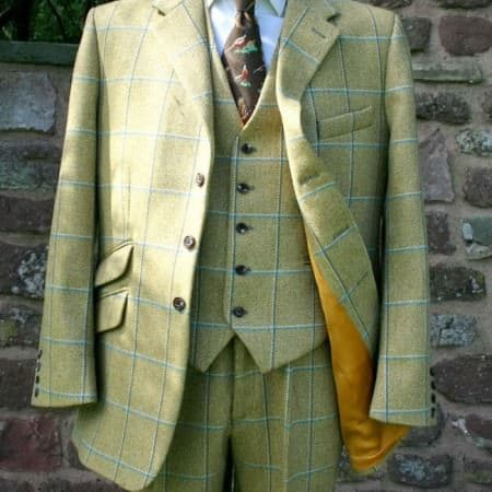 Tweed Suit from Bookster