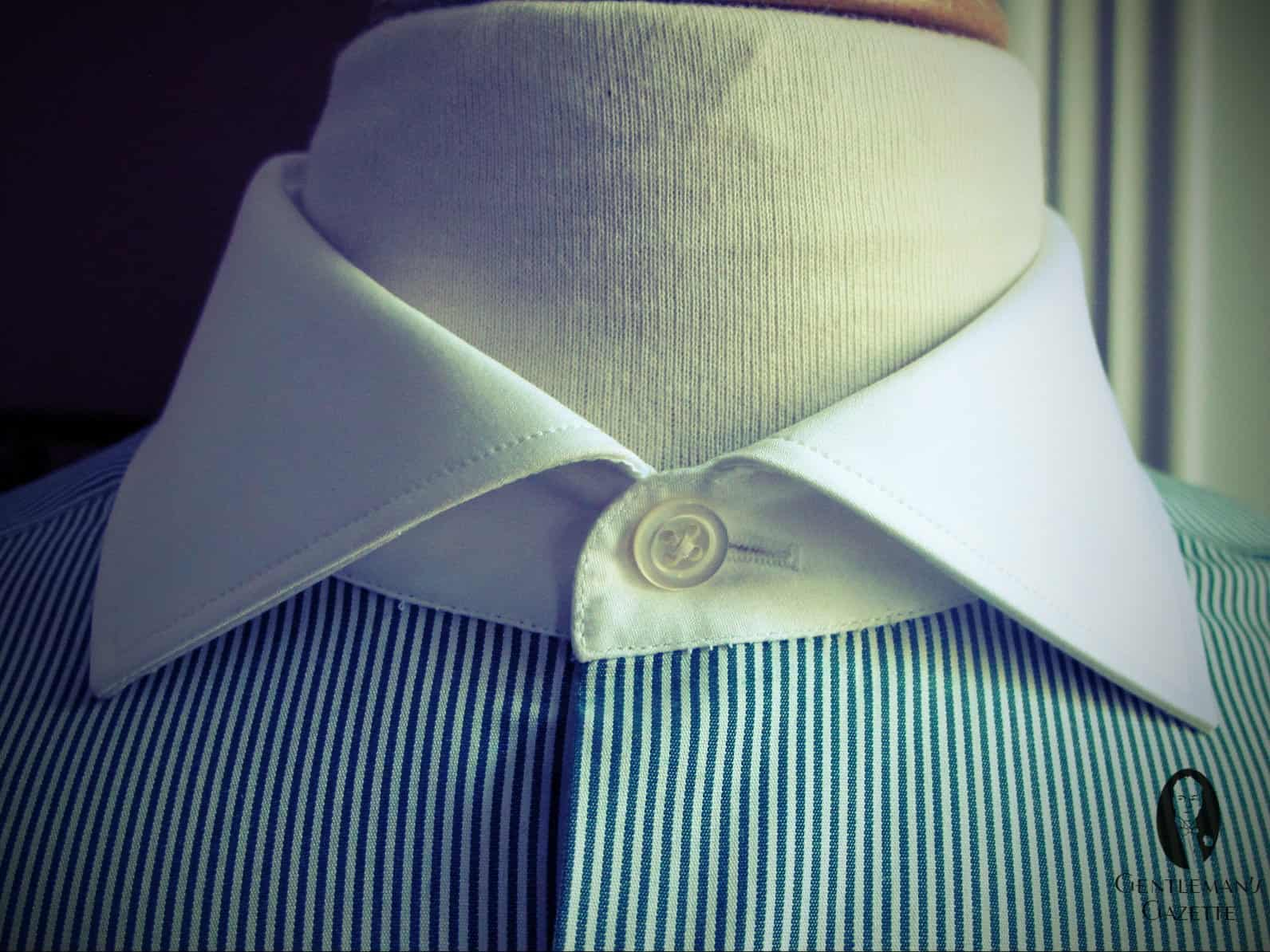 The dress shirt guide making hallmarks of a quality