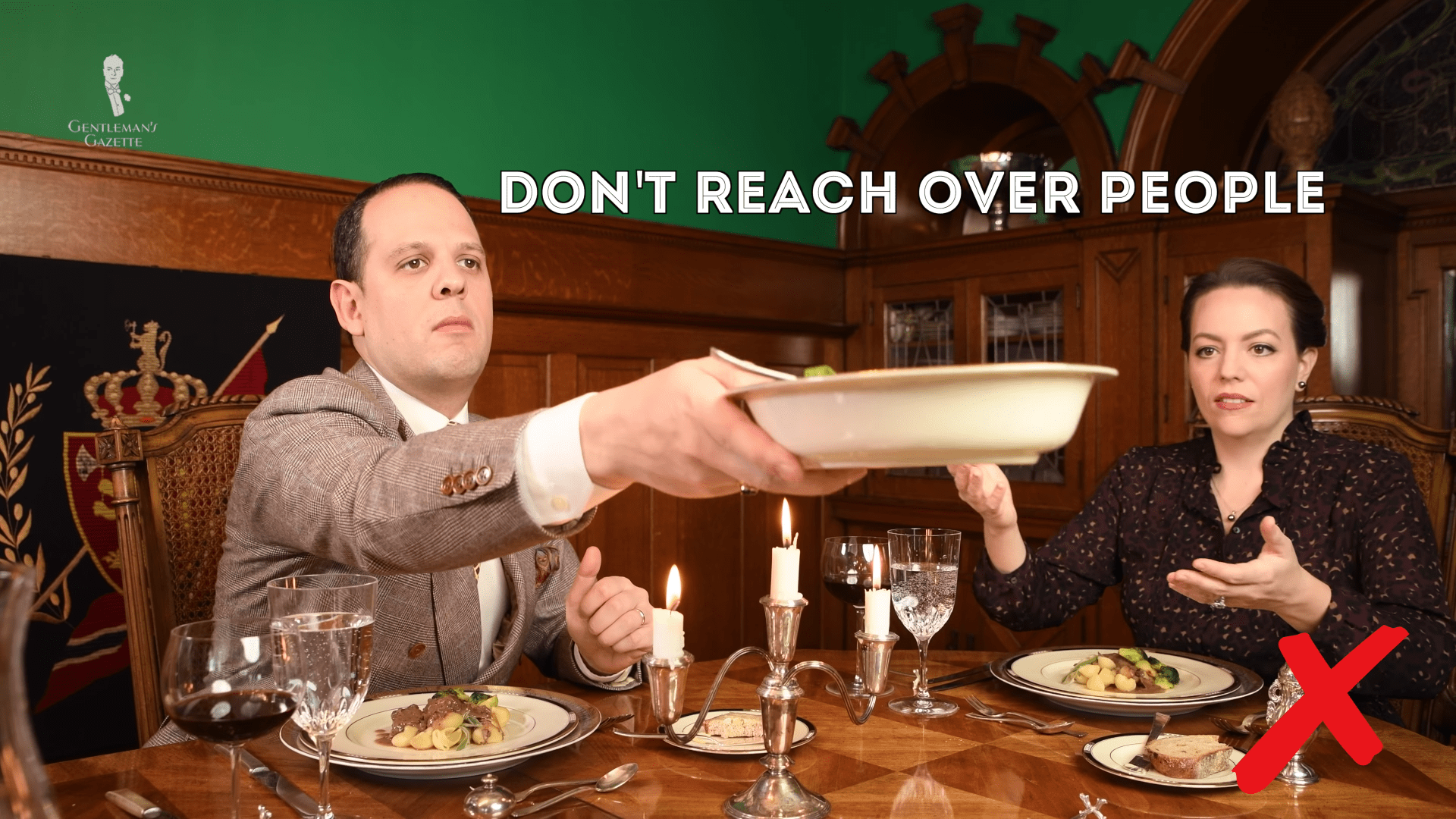 Ultimate Guide To Dining Etiquette