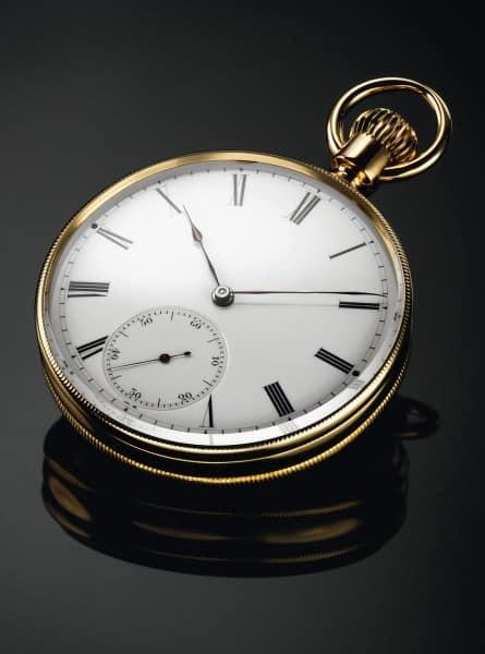 1862 Keyless pocket watch by JLC
