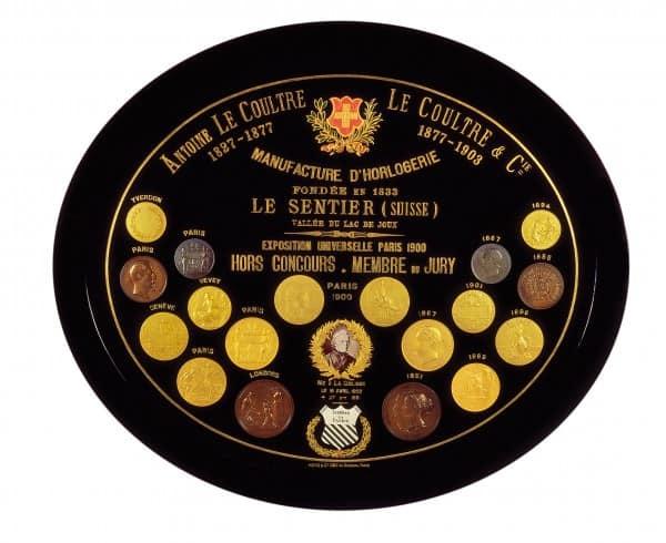 1903 Set of Medals