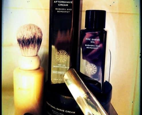 Gentlemen's Tonic - Shaving Products