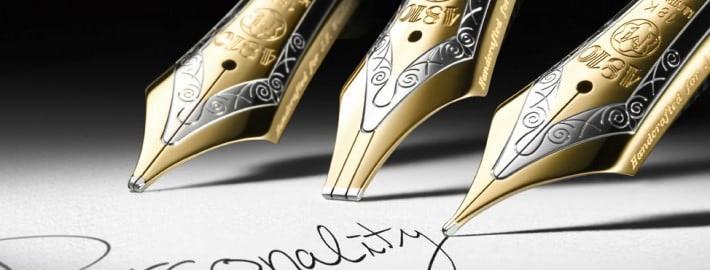 Handwritten Correspondance