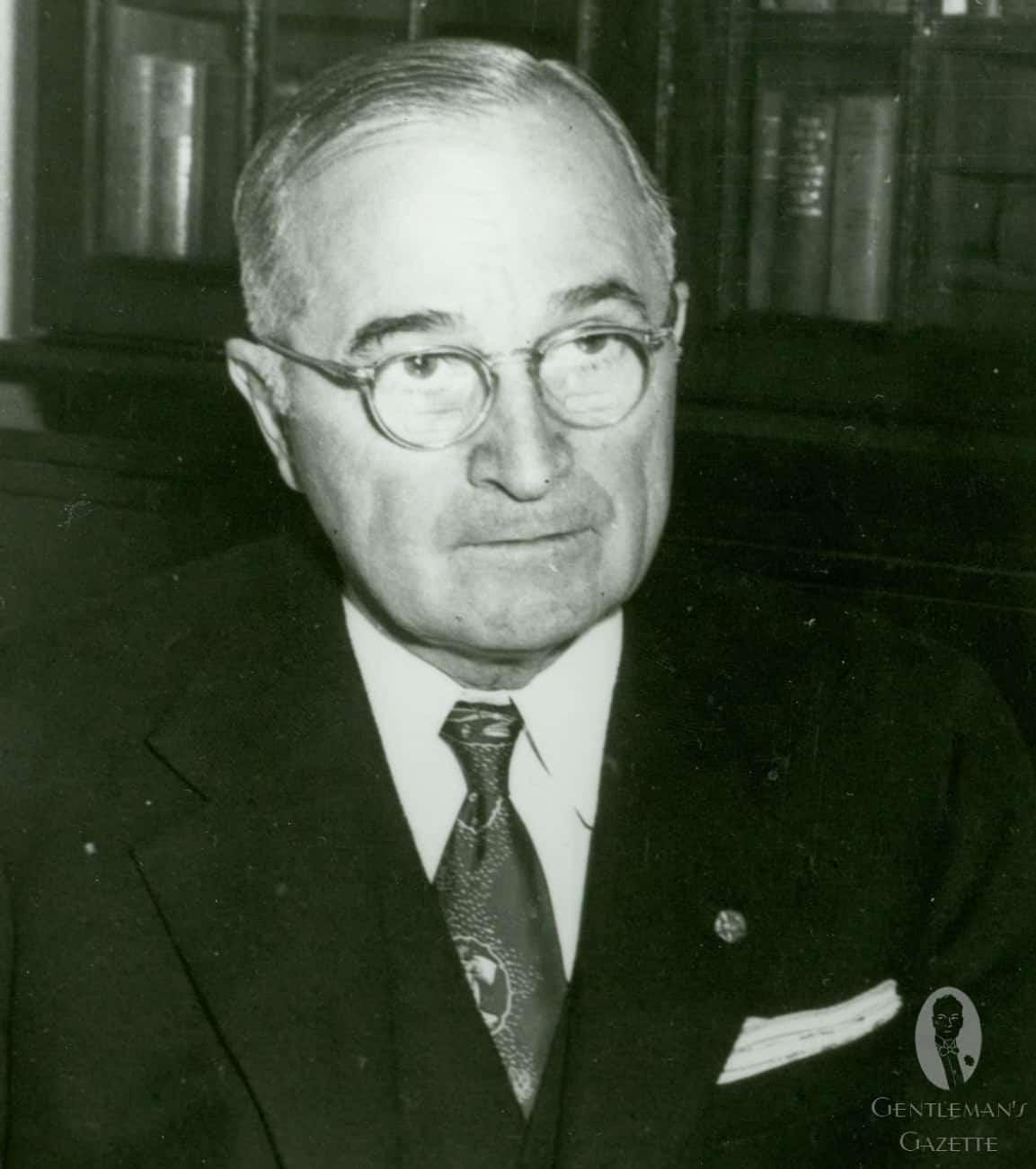 the neckties of president harry s truman