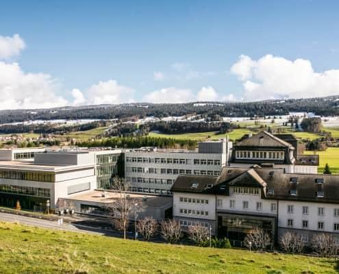 Manufacture Complex at Jaeger-LeCoultre --« Johann Sauty
