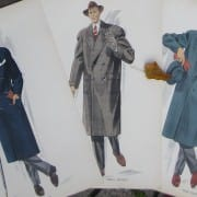 Overcoats from the Fifties
