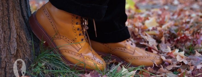 Tricker's Boots Review