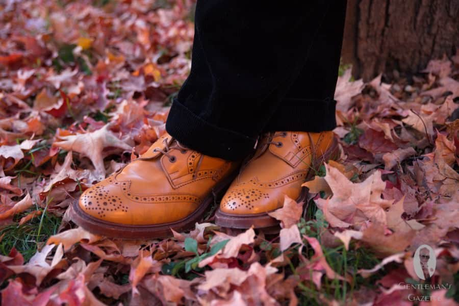 Tricker's Stow Boot - The ideal fall companion