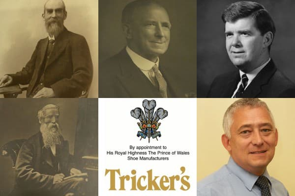 Tricker's - a 5th generation business owned by the Barltrop family