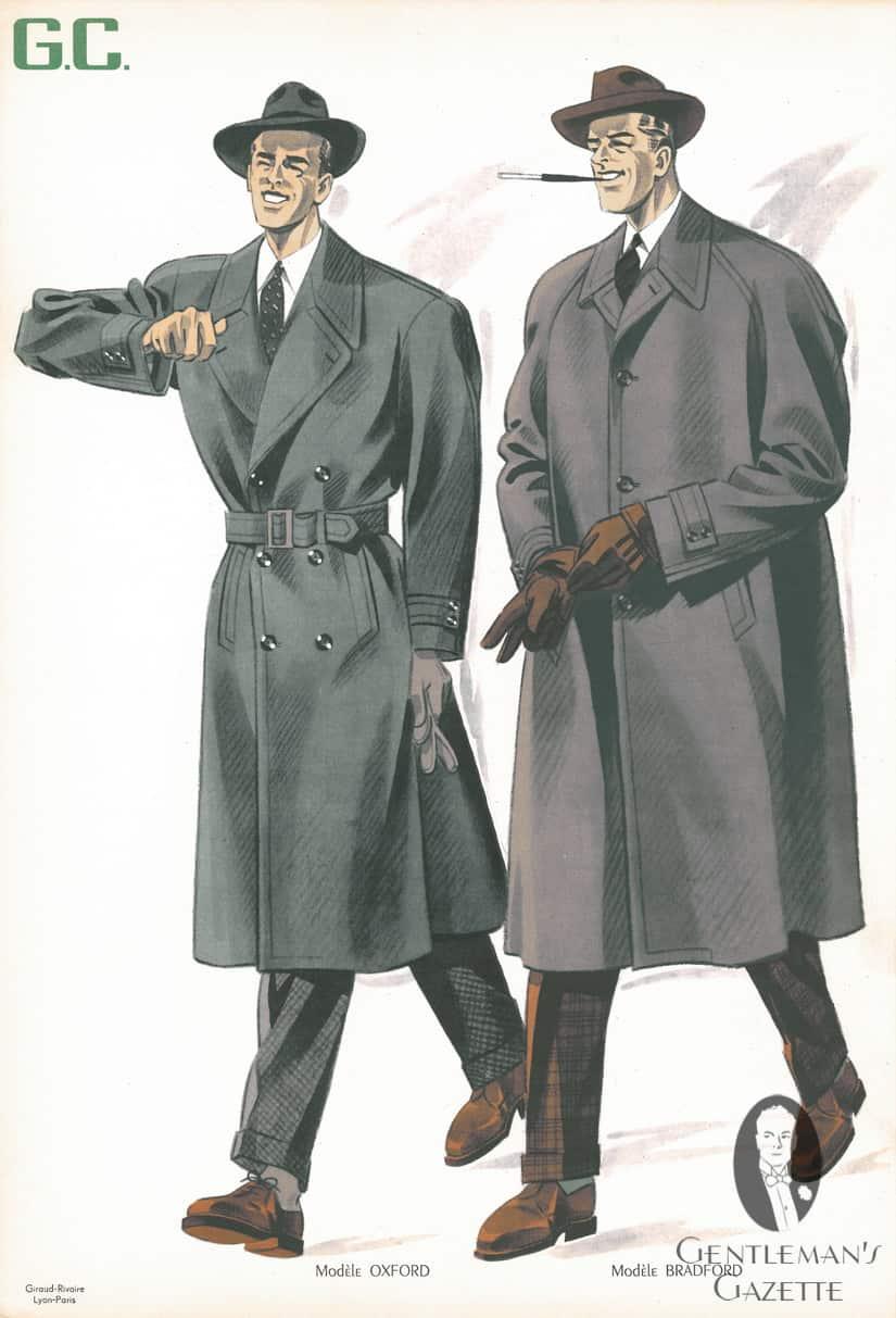 50s clothing s overcoats suits gentleman s gazette