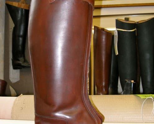 A polo boot